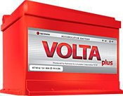 Volta Plus 6CT-55 A2 N L (55Ah)