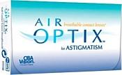 Ciba Vision Air Optix for Astigmatism +6 дптр 8.7 mm