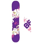 BF snowboards Special Lady (17-18)