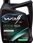 Wolf OfficialTech 5W-20 MS-FE 5л