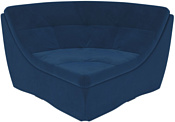 Лига диванов Холидей 101935 (синий)