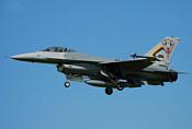 Hasegawa Истребитель F-16A ADF Fighting Falcon Viper
