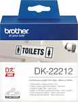 Brother DK-22212 (62 мм, 15.24 м)