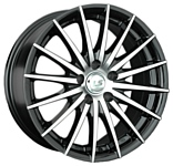 LS Wheels LS367 6.5x15/4x98 D58.6 ET32 BKF