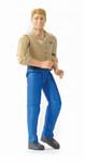 Bruder Мужчина в голубых джинсах 60-006