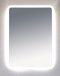 Misty Зеркало 3 Неон 60 (сенсор на корпусе)