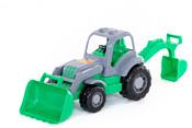 Полесье Силач трактор-экскаватор 45065
