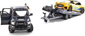 Bruder RAM Power Wagon & Roadster Bruder Racing Team 02504