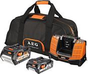 AEG Powertools SET LL18X0BL 4932459167