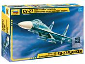 Звезда Советский истребитель завоевания превосходства в воздухе Су-27