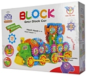Peng Yue Toys Gear Block 9709