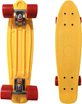 Display Penny Board Yellow/red