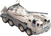 Нордпласт Военный тягач Арктика с танком 288