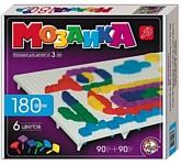 Десятое королевство Детская мозаика пластмассовая 180 элементов (00968)