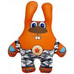 Мнушки Заяц в камуфляже (оранжевый)