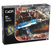 Double Eagle CaDA deTECH C81001W Автомат АК-47