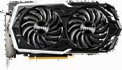 MSI GeForce GTX 1660 Ti Armor 1500MHz PCI-E 3.0 6144MB 3000MHz 192 bit HDMI HDCP 3xDP OC