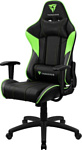 ThunderX3 EC3 Air (черный/зеленый)