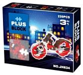 Plus Block JH634 Мотоцикл