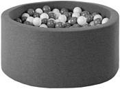 Misioo 90x40 200 шаров (графит)