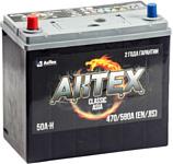 АкТех Classic Asia 6СТ-50LЗ/60B24R (50Ah)