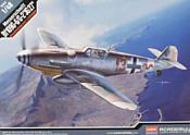 Academy Cамолет Messerschmitt Bf109G-6/G-2 JG 27 1/48 12321