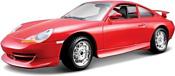 Bburago Bijoux Porsche GT3 1:24 18-22084 (красный)