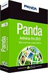 Panda Antivirus Pro 2013 (3 ПК, 2 года) UJ24AP13