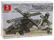 SLUBAN Сухопутные войска 2 M38-B0298 Нападение вертолета