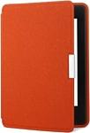 Amazon Kindle Paperwhite Leather Cover Orange