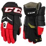 CCM Tacks 4052 SR (черный/красный, 15 размер)