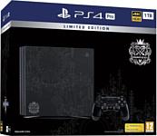 Sony PlayStation 4 Pro 1 ТБ Kingdom Hearts III Limited Edition