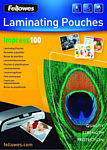 Fellowes Laminating Pouch А4, 100 мкм, 100 л
