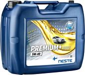 Neste Premium+ 5W-40 20л