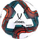 Jogel BC20 Inspire (4 размер, белый/красный/синий)
