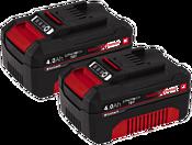 Einhell PXC Twinpack 4511489 (18В/4 Ah)