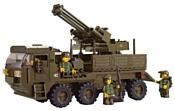 SLUBAN Сухопутные войска 2 M38-B0302 HEAVY TRANSPORTER
