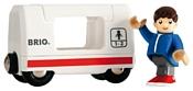 Brio Пассажирский вагон 33509