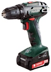 Metabo BS 14.4 10мм 2.0Ah x2 Case Set