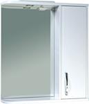 АВН Silver 70 шкаф с зеркалом правый (39.09)