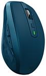 Logitech MX Anywhere 2S Midnight Teal Bluetooth