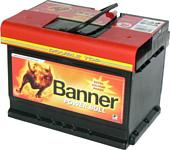 Banner Power Bull Double Top (66Ah)