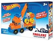 Bauer Hot Wheels 722 Trailerz Frost + Mazer