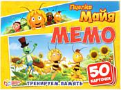 Умные игры Мемо Пчелка Майя