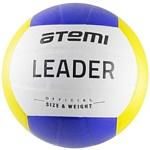 Atemi Leader (белый/голубой/желтый)
