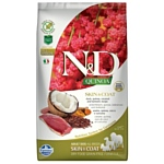 Farmina (2.5 кг) N&D Canine Quinoa Skin & coat Duck