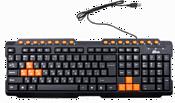 Ritmix RKB-151 Black USB