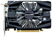 Inno3D GeForce GTX 1060 1506Mhz PCI-E 3.0 6144Mb 8000Mhz 192 bit DVI HDMI HDCP Compact (N1060-6DDN-N5GM)