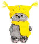 Basik&Ko В шапке и шарфе BB-030