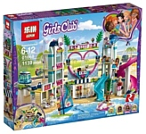 Lepin Girls Club 01068 Курорт Хартлейк Сити